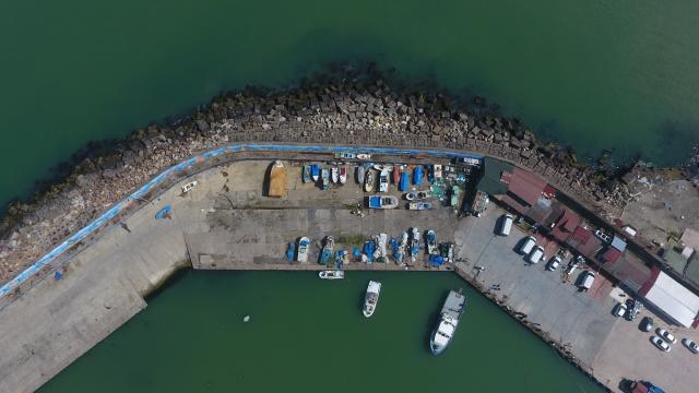 Batı Karadenizli balıkçılar paydos dedi