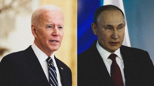 Bidenden Putine görüşme teklifi