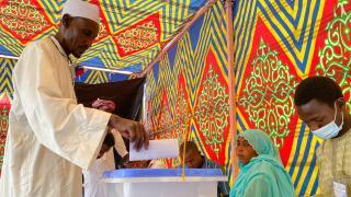 Çad'da halk sandık başında: Yeni cumhurbaşkanı belirlenecek