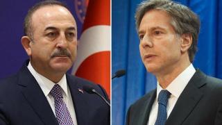 Bakan Çavuşoğlu, ABD Dışişleri Bakanı Blinken ile görüştü