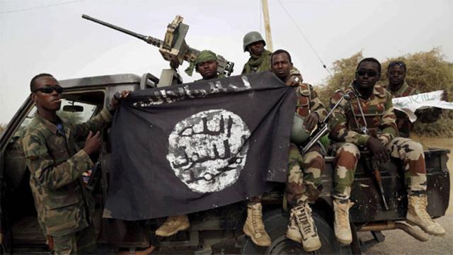 Terör örgütü DEAŞın Afrikadaki varlığı