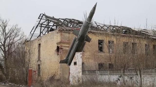 Donbastaki halk gerginlikten endişe duyuyor