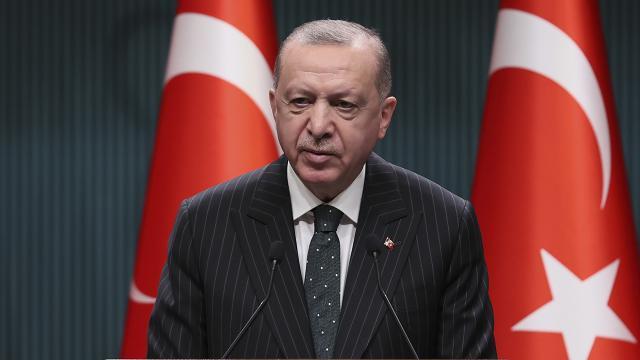 Cumhurbaşkanı Erdoğan: 2023 ve gelecek hedeflerimize ilerliyoruz