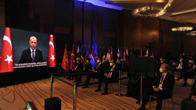 4. Etnospor Forumu çevrim içi düzenlendi