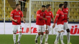 Gaziantep FK deplasmanda galibiyete hasret