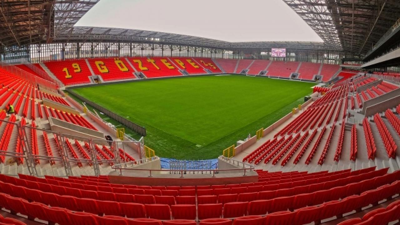 Türkiye Kupası'nda seyircisiz final