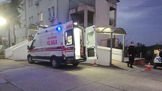 Hastanenin penceresinden atlayan hırsızlık şüphelisi öldü