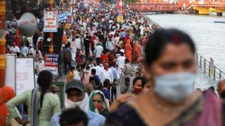 Hindistan'da son 1 günde 161 bin 736 vaka