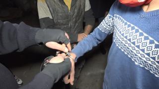 Iğdır'da silahla bir kişiyi yaraladığı iddia edilen zanlı tutuklandı