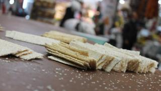 Hatay'ın ramazan sofralarının özel tatlısı: Küncülü helva