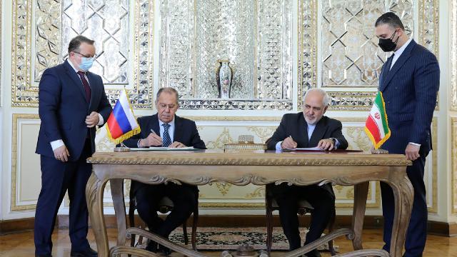 Lavrov: İrana yönelik tüm yaptırımlar kayıtsız şartsız kaldırılmalı