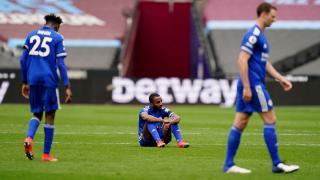 Leicester City deplasmanda kaybetti