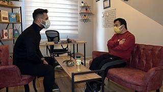 Maske takmak istemeyen engelli çocukların ailelerine tavsiye