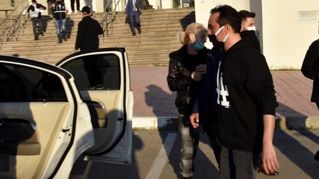 Oyuncu Mustafa Üstündağ ile 4 kişi serbest bırakıldı