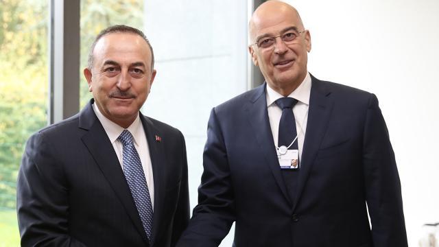 Yunanistan Dışişleri Bakanı Dendias Türkiyeye geliyor