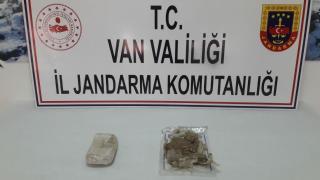 Van'da 1 kilo 622 gram eroin ele geçirildi