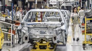 İlk çeyrekte otomotiv üretiminde yüzde 1 artış