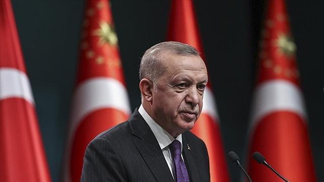 Cumhurbaşkanı Erdoğandan Danıştay mesajı