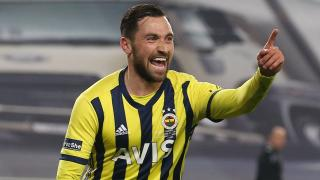 Sinan Gümüş 100. maçında gol atmanın mutluluğunu yaşadı