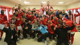 Sivasspor Avrupa'nın en iyi takımları arasına girdi