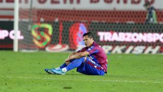 Trabzonspor'da gol yollarında yaşanan sıkıntı çözülemiyor