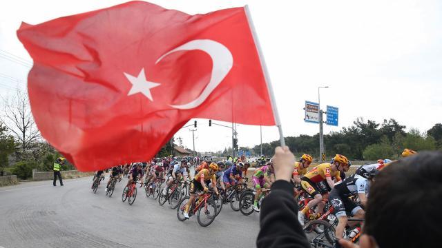 Marmariste Cumhurbaşkanlığı Bisiklet Turu heyecanı