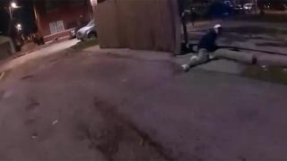 ABD'de yine polis şiddeti: 13 yaşındaki çocuk vuruldu