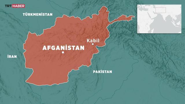 Afganistanda iki yolcu otobüsü çarpıştı: 7 ölü, 70 yaralı