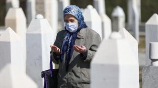 Bosna Hersek'teki Ahmiçi Katliamı'nın kurbanları anıldı