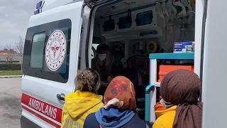 Çankırı'da trafik kazası: 2 ölü, 1 yaralı