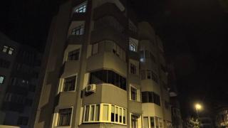 Karabük'te bir site karantinaya alındı