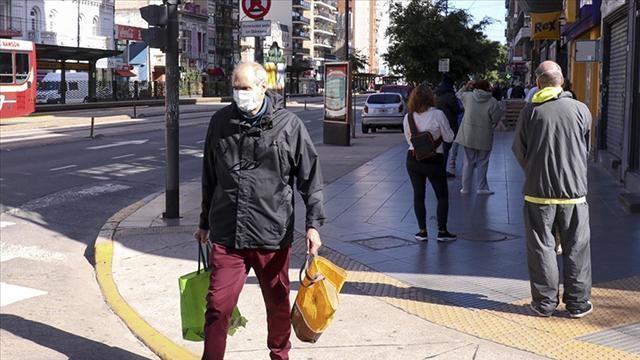 Arjantinde vakalar arttı, önlemler sıkılaştı