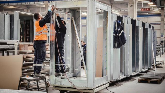 Konyada üretilen asansörler 67 ülkeye ihraç ediliyor