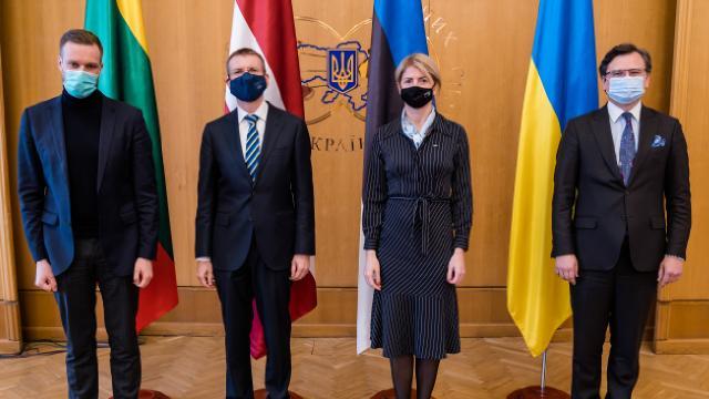 Baltık ülkelerinden ortak bildiri: Ukraynanın yanındayız