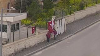 Batmanlı çocukların Türk bayrağı sevgisi duygulandırdı