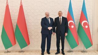 Belarus Cumhurbaşkanı'ndan Aliyev'e: Belarus'ta güvenilir dostlarınızın olduğunu biliyorsunuz