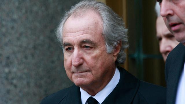 Ünlü saadet zinciri dolandırıcısı Bernie Madoff öldü