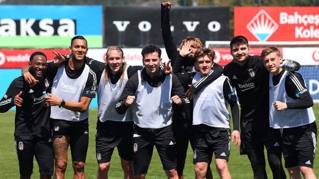 Beşiktaşta kanatlar takımı sırtlıyor