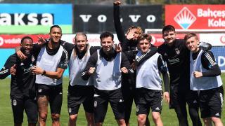 Beşiktaş'ta kanatlar takımı sırtlıyor