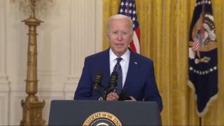 "Biden'dan bir gaf daha: Putin'e ""Klutin"" dedi"