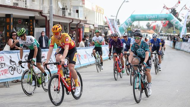 Cumhurbaşkanlığı Türkiye Bisiklet Turu'nda beşinci gün