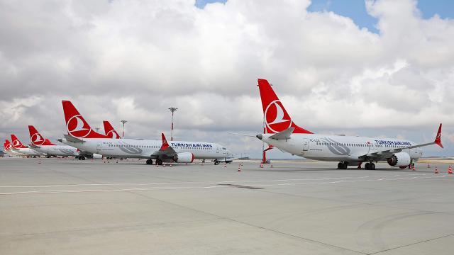 THY, 2 yıl sonra B737 MAX ile ilk uçuşunu Ankaraya yapacak