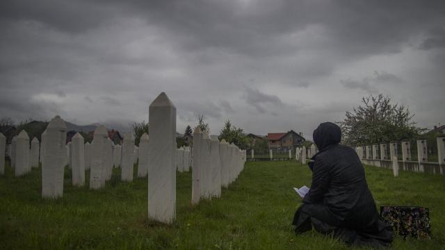 Ahmiçi Katliamının 28inci yılı