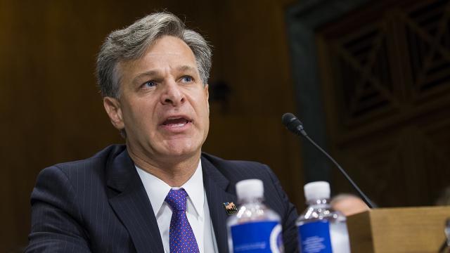 FBI Başkanı Wray: Çine karşı her 10 saatte bir soruşturma açılıyor