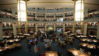 Cumhurbaşkanlığı Millet Kütüphanesi'nin hizmet saatleri değişti