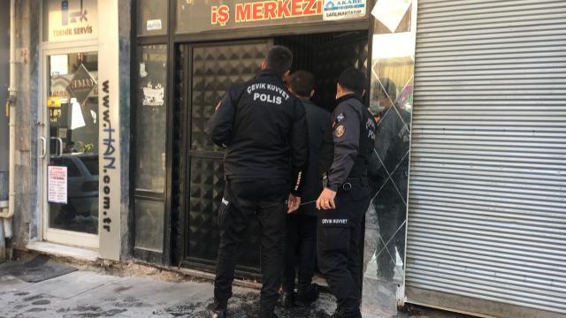 Nevşehirde kahvehanede sosyal mesafe kuralına uymayan 11 kişiye 34 bin 650 lira ceza verildi