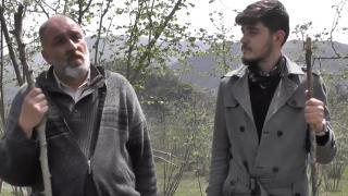 Abazdağlı gençler Gönül Dağı dizisini Karadeniz'e uyarladı