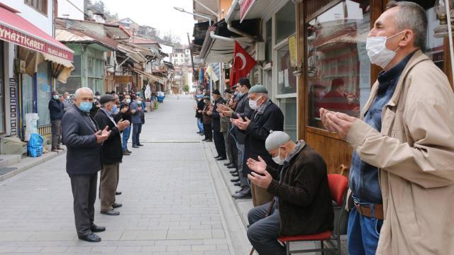 Boluda 700 yıllık esnaf duası geleneği
