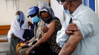 Etiyopya'da Covid-19'a karşı aşılama devam ediyor