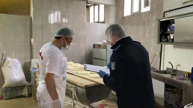 Bilecikte fırınlara yapılan denetimde 10 bin liraya yakın ceza kesildi